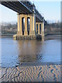 NZ2463 : The River Tyne and the King Edward Bridge by Mike Quinn