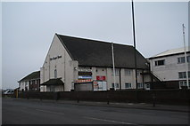 TA1914 : Baps and buns at the Chapel House, Immingham by Chris