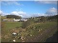 SD5375 : Footpath south of Dalton Old Hall Farm by Karl and Ali