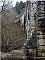 NY6758 : Lambley Viaduct by Andrew Curtis