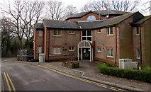 ST3096 : Kinnock Court, Croesyceiliog, Cwmbran by Jaggery