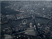 TQ3179 : London from the air by Thomas Nugent