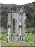 SE7365 : Church remains at Kirkham Priory by Gordon Hatton