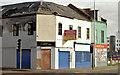 J3674 : Nos 374-378 Newtownards Road, Belfast (February 2015) by Albert Bridge