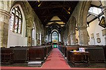 SE5951 : Interior, Holy Trinity church, Micklegate, York by J.Hannan-Briggs