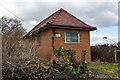 SP1346 : Old Telephone Exchange by David P Howard