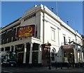 TQ3081 : The Theatre Royal, Drury Lane (Russell Street side) by Rob Farrow