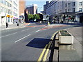 ST5873 : Colston Avenue (A38), Horse Trough by Peter Holmes