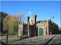 SJ6603 : Museum of the Gorge Ironbridge by Roy Hughes