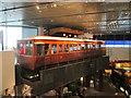 SJ3390 : Liverpool  Overhead  Railway  Museum  of  Liverpool by Martin Dawes