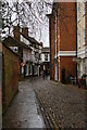 SJ6552 : Nantwich: Church Street by Christopher Hilton