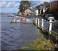 SD4780 : High water at Storth by Ian Taylor