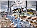 SJ8397 : Deansgate-Castlefield Metrolink Stop (February 2015) by David Dixon