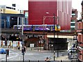 SJ8397 : Railway Viaduct at Whitworth Street West by David Dixon