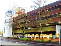 SP3378 : Multi-storey car park, New Union Street, Coventry by John Brightley