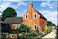 TF1026 : The old village school at Dunsby, near Bourne, Lincolnshire by Rex Needle