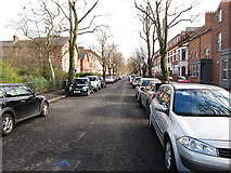 J3472 : View east along North Parade by Eric Jones