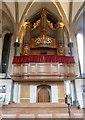 TQ3181 : Temple Church - The Organ by Rob Farrow