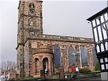 SJ5441 : Parish Church by Gordon Griffiths