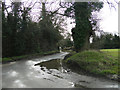 TG2000 : Road junction at The Rosery and Brick Kiln Lane by Adrian S Pye