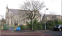 J3472 : Cooke Centenary Church viewed from North Parade by Eric Jones