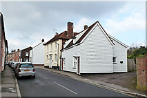 TL8422 : Former Foresters Arms, Coggeshall by Robin Webster