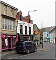 SN5803 : Vacant former Big Hair Don't Care shop in  Pontarddulais by Jaggery