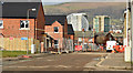 J3272 : New houses, The Village, Belfast - February 2015(1) by Albert Bridge