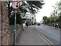 SX9292 : Magdalen Road in Exeter by Road Engineer