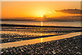 SZ7796 : Low tide off West Wittering by Ian Capper