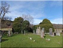 NH6750 : Ruin of St. Mary's Church, Kilmuir by Alpin Stewart