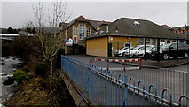 SS8591 : Plasnewydd Primary School, Maesteg by Jaggery