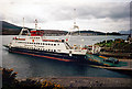 NG7527 : Calmac ferry from Kyle of Lochalsh to Kyleakin by William Starkey