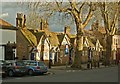SU8347 : Windsor Almshouses, Castle Street (built 1619) by Jim Osley