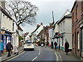 TL8522 : Church Street, Coggeshall by Robin Webster