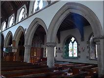 SD5095 : Inside St Oswald, Burneside (b) by Basher Eyre