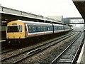 SU7173 : Railway Station, Reading by Dave Hitchborne