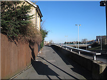 TQ4077 : Path alongside the A102 by Stephen Craven