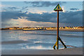 SZ7697 : Beach huts on West Wittering Beach by Ian Capper