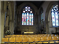 TQ2550 : St Mary's, Reigate: chancel by Stephen Craven