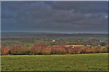 SN0937 : Fields North of Pentre Ifan Burial Chamber by Deborah Tilley