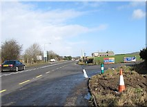 J0718 : The junction of Ferryhill Road and the R132 (Dublin Road) by Eric Jones
