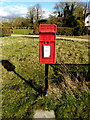 TM1176 : Mellis Road Postbox by Adrian Cable