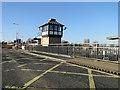 TM5292 : The Mutford Bridge and Lock control room by Adrian S Pye
