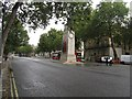 TQ3079 : The Cenotaph in Whitehall by Road Engineer