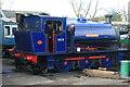 SK0307 : Locomotive preparation - Chasewater Light Railway by Chris Allen