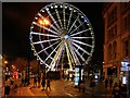 SJ8498 : The Manchester Wheel by David Dixon