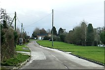 SP6517 : High Street in Ludgershall by Steve Daniels