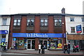 TQ5846 : WH Smith, High St by N Chadwick