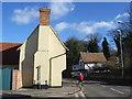 TL4849 : High Street, Sawston by Marathon